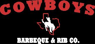 Cowboys BBQ & Rib Company Logo