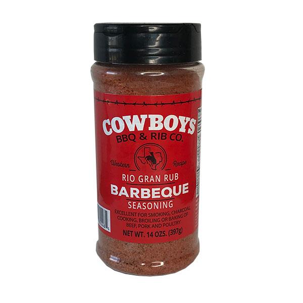 Original BBQ Rio Gran Rub - Cowboys Barbecue & Rib Co